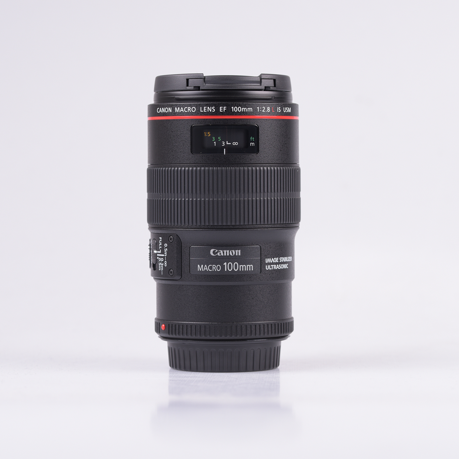 Canon EF 100mm f/2.8L Macro IS USM Obiettivo