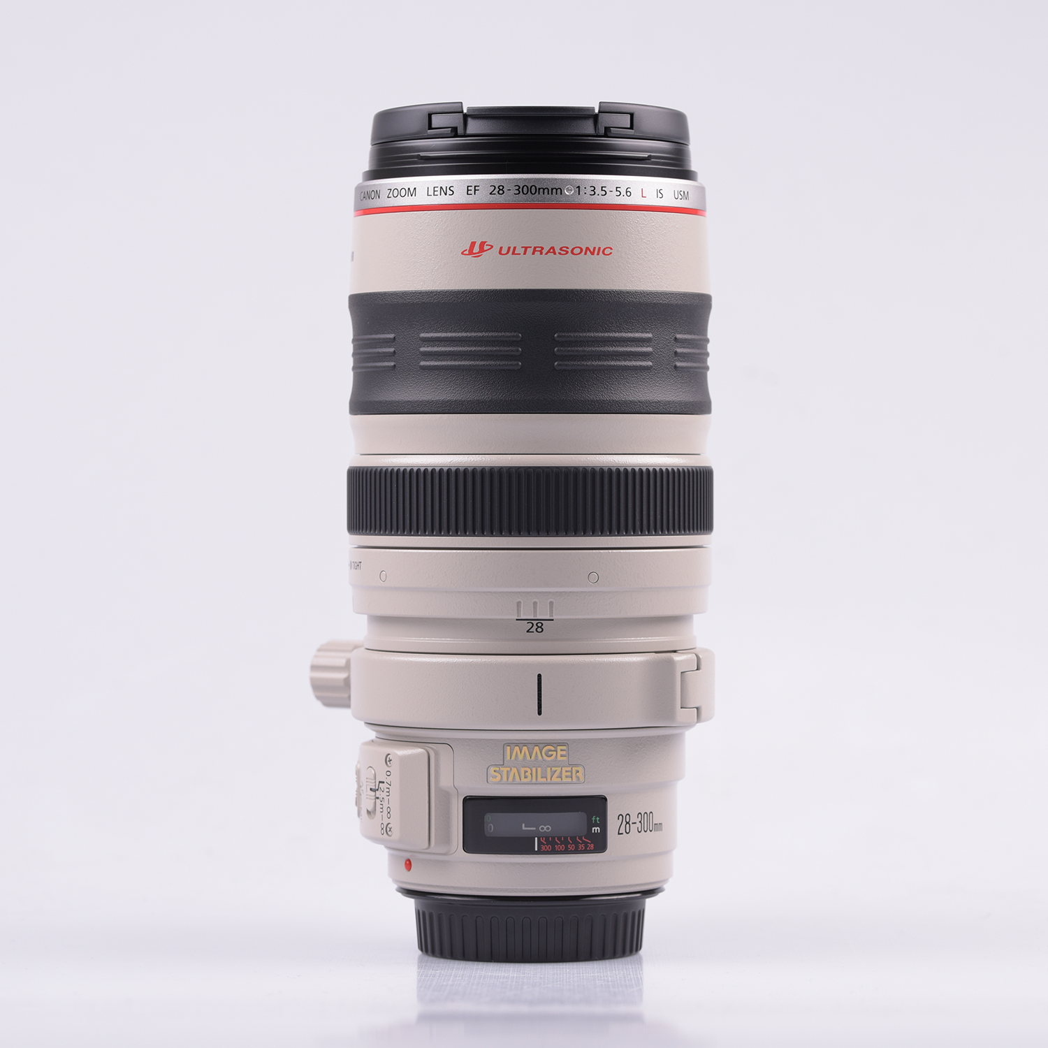 Canon EF 28-300mm f/3.5-5.6L IS USM Obiettivo