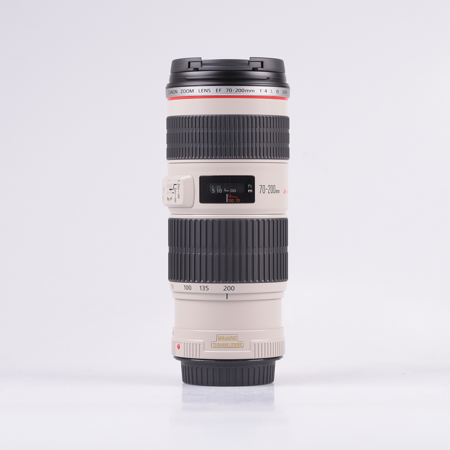 Canon EF 70-200mm f/4L IS USM Obiettivo