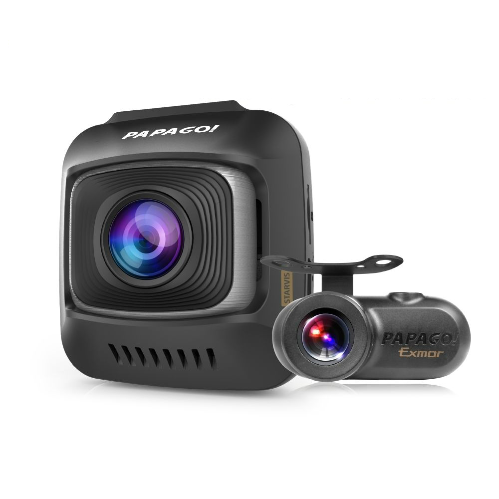 PAPAGO GoSafe S780 2-Channel SONY STARVIS Car Videoregistratore