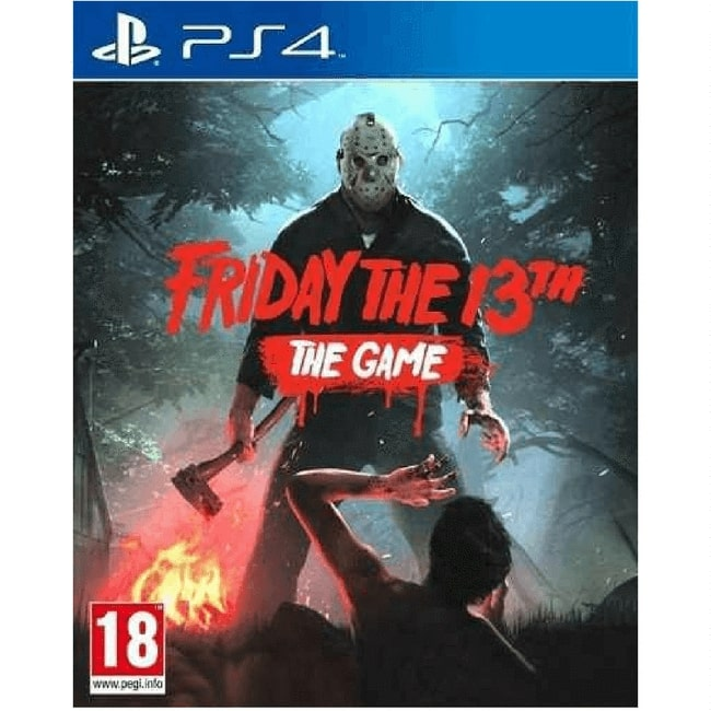 Image of PS4 Gioco Friday the 13th: The Gioco per PlayStation 4 [Inglese]