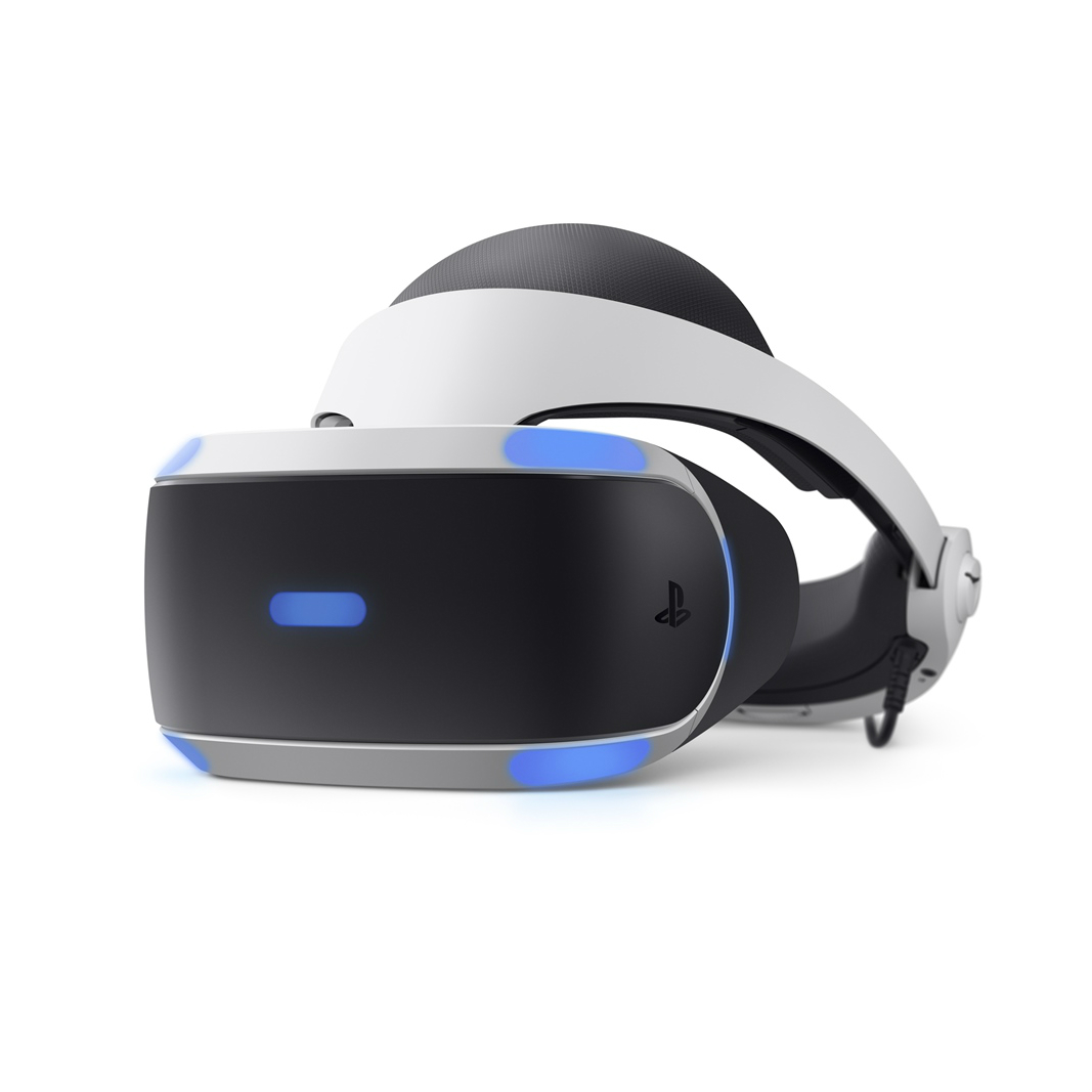 Image of Sony PlayStation VR 2 cuffia (2nd Generazione) con PlayStation Camera Bundle (CUH-ZVR2HCA)